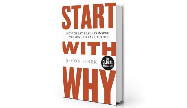 Start with Why by Simon Sinek – Wondrlust