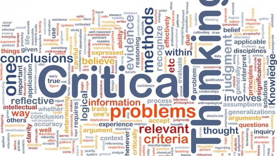 critical thinking tasks Find your best critical thinking essay how are critical thinking essays different from other academic writing tasks critical thinking writing is assigned to students of colleges and.