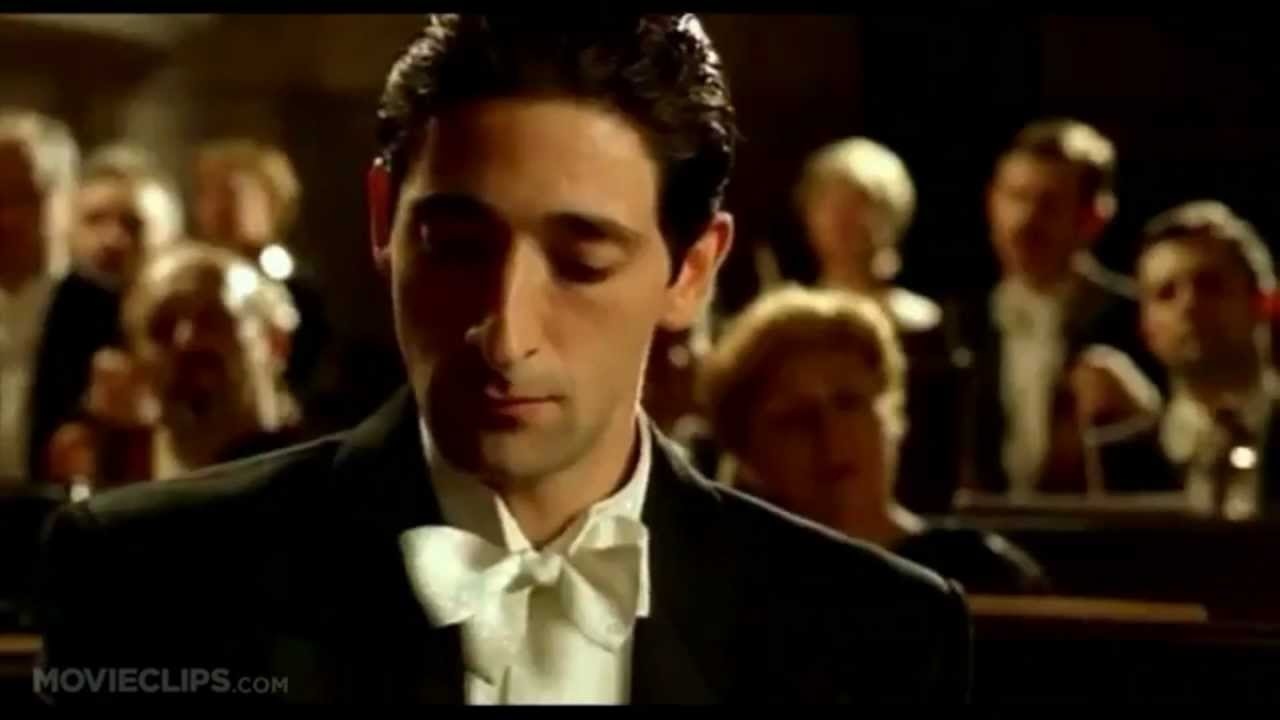 The Pianist – Wondrl... Adrien Brody The Piano