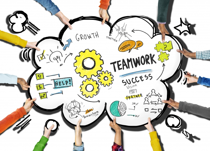 teamwork in Why is teamwork important well it's one thing to create a team, but quite another to create teamwork to put it simply, teams don't work without teamwork.