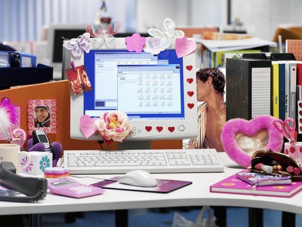 happy desk