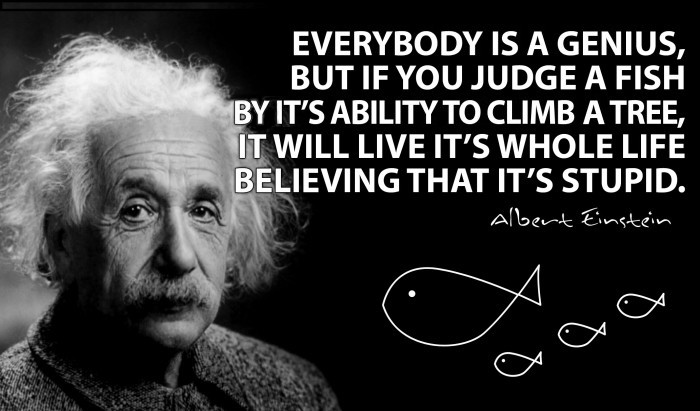 Albert Einstein Self Confidence Quote Wondrlust