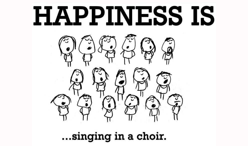 Image result for Singing in the choir