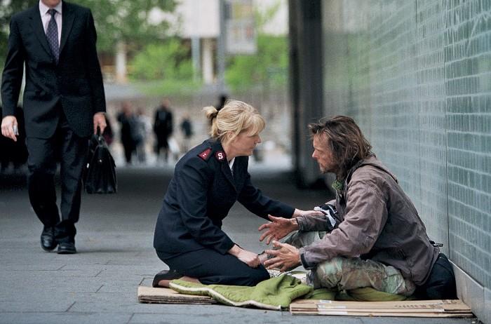 How Do Homeless Get Food