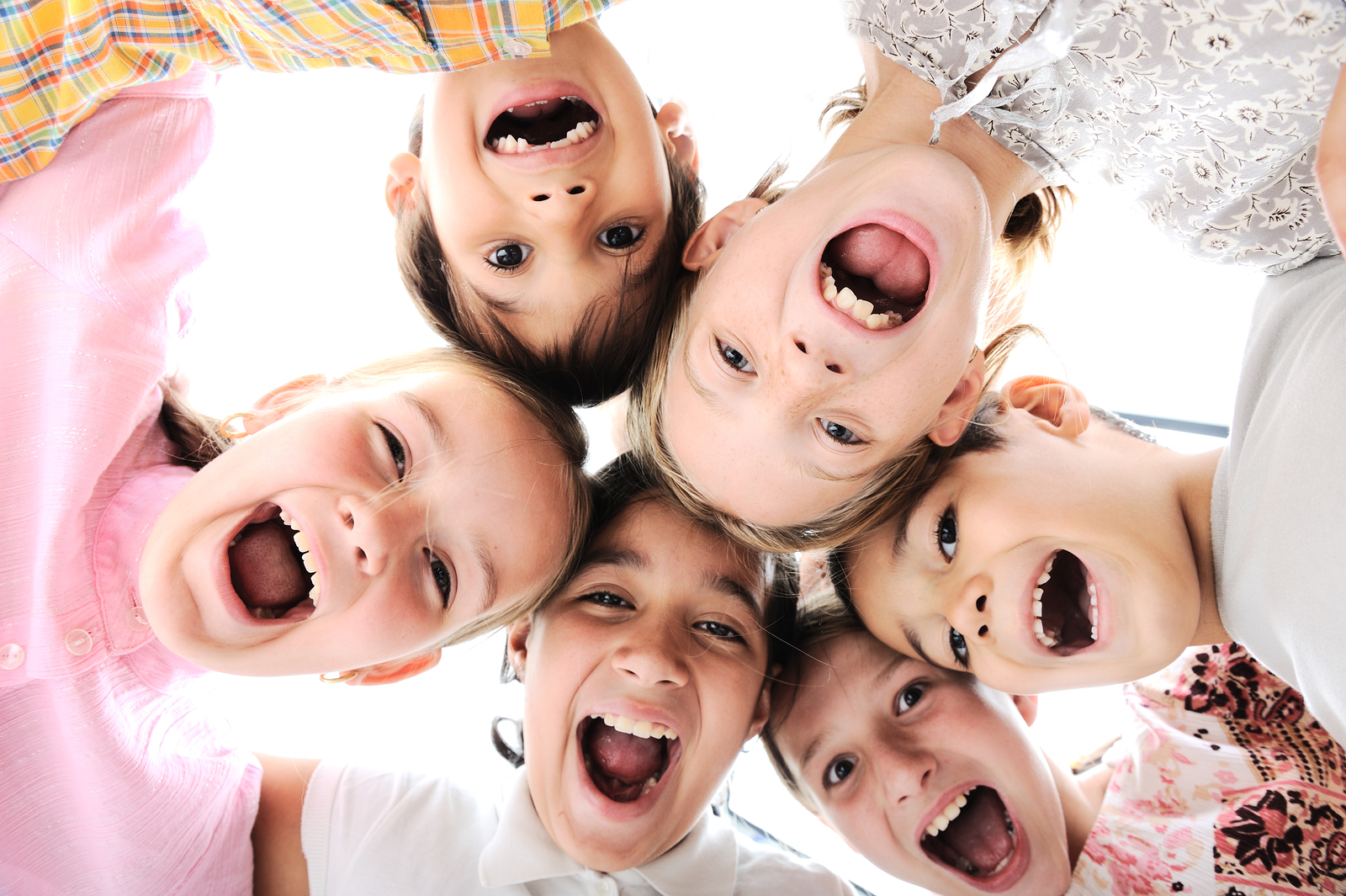 developing relationship with children
