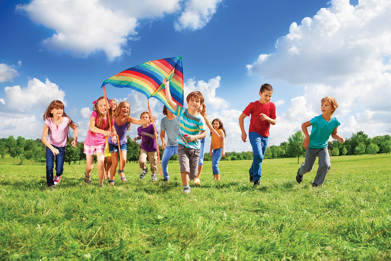Importance Of Physical Activity For Children Wondrlust
