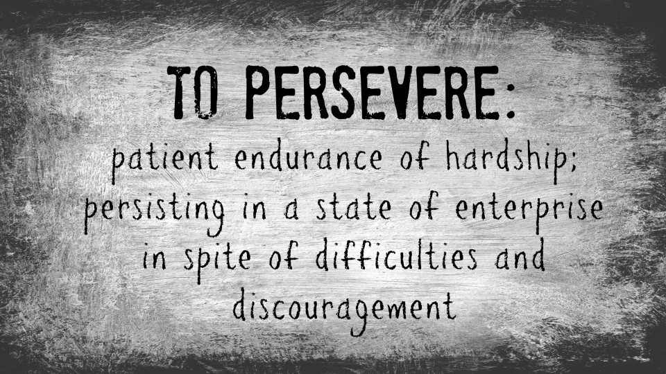 Tips on How to Develop Persistence